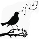 Wegsymbol Liederwanderweg