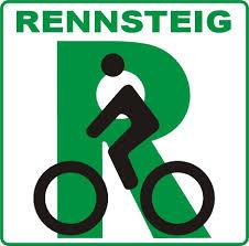 Streckenlogo Rennsteig Radweg
