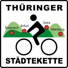 Streckenlogo Thüringer Städtekette