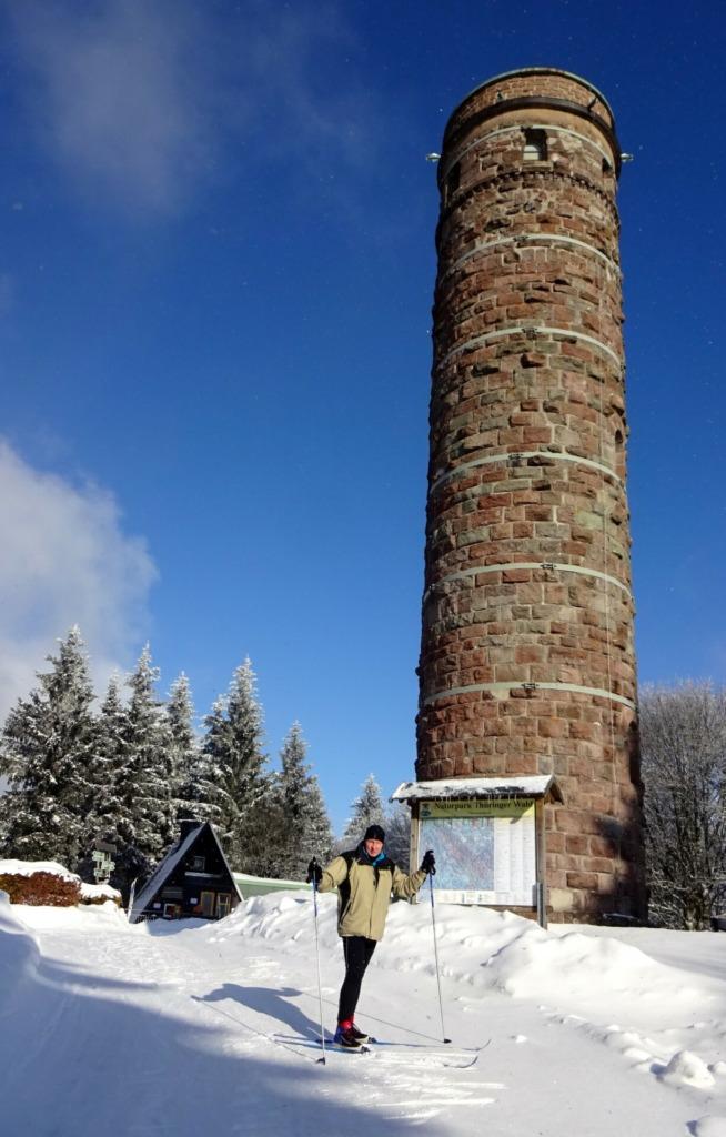 Turm auf dem Adlersberg