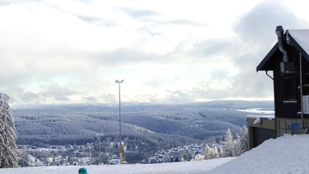 Alpine Skihang Schmiedefeld