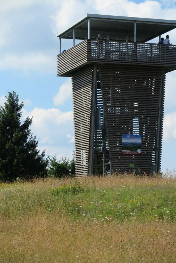 Aussichtsturm auf dem Finsterberg