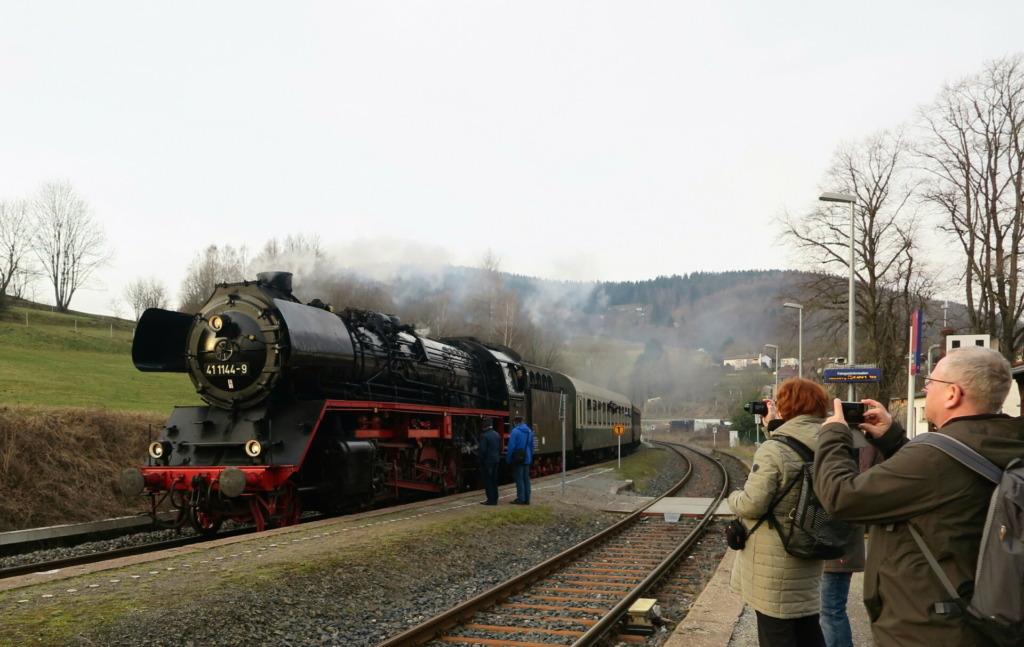 """Bahnhof """"Rennsteig"""" zwischen Stützerbach (Ilmenau) und Schmiedefeld"""