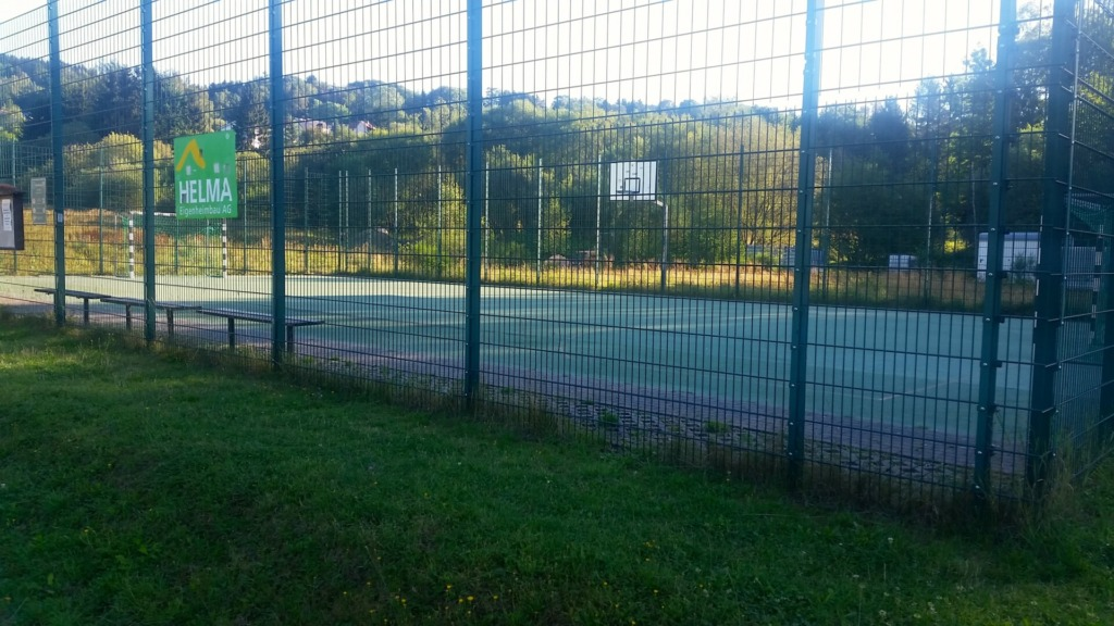 "Basketballplatz Spielplatz ""Schopfe"""