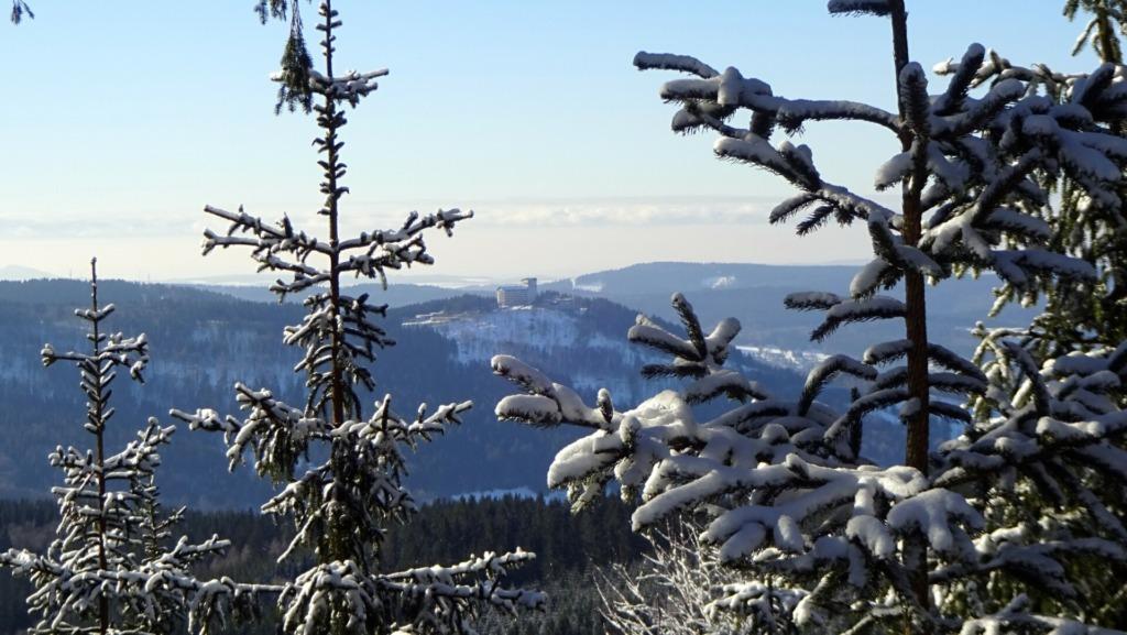 Blick auf den Ringberg