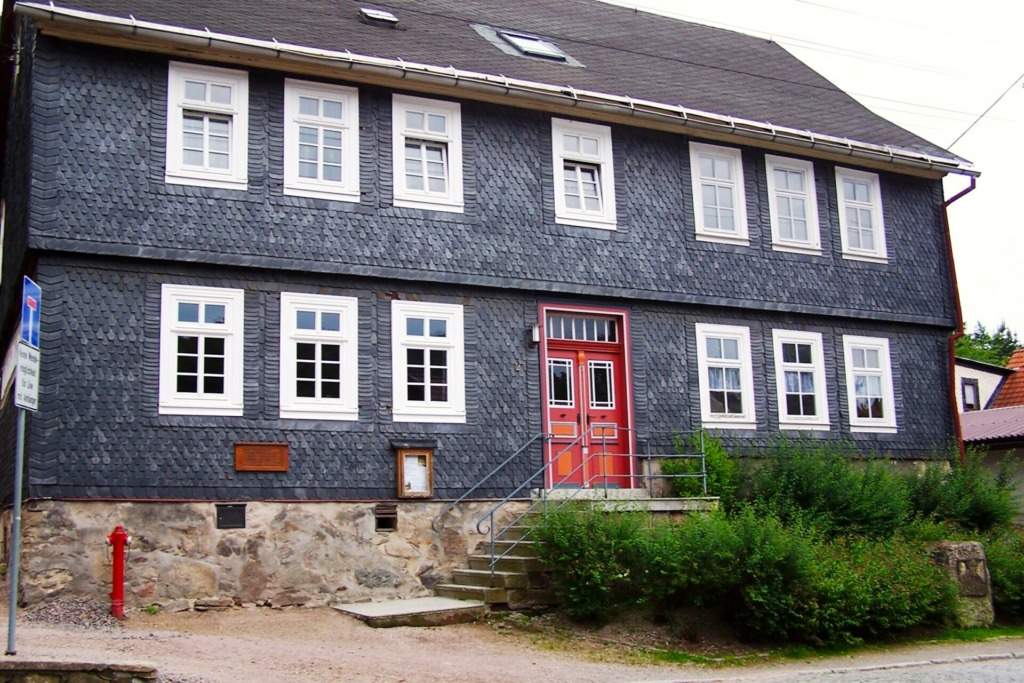 Geburtshaus von Ernst Anschütz