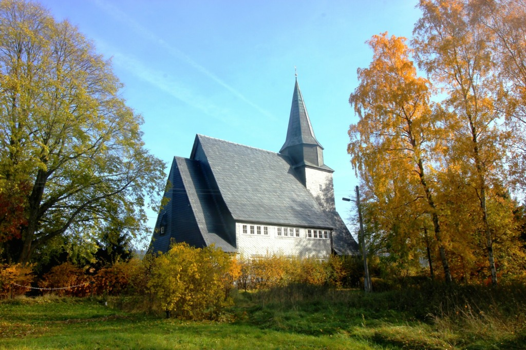 Heidersbacher Kirche