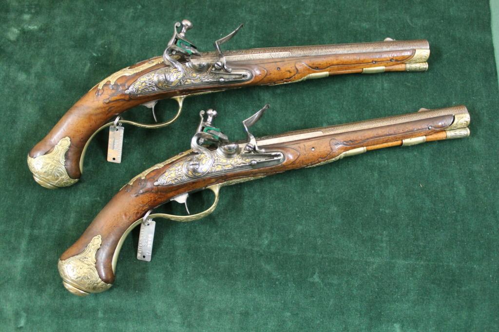 Pistolenpaar Werkstatt Stockmar