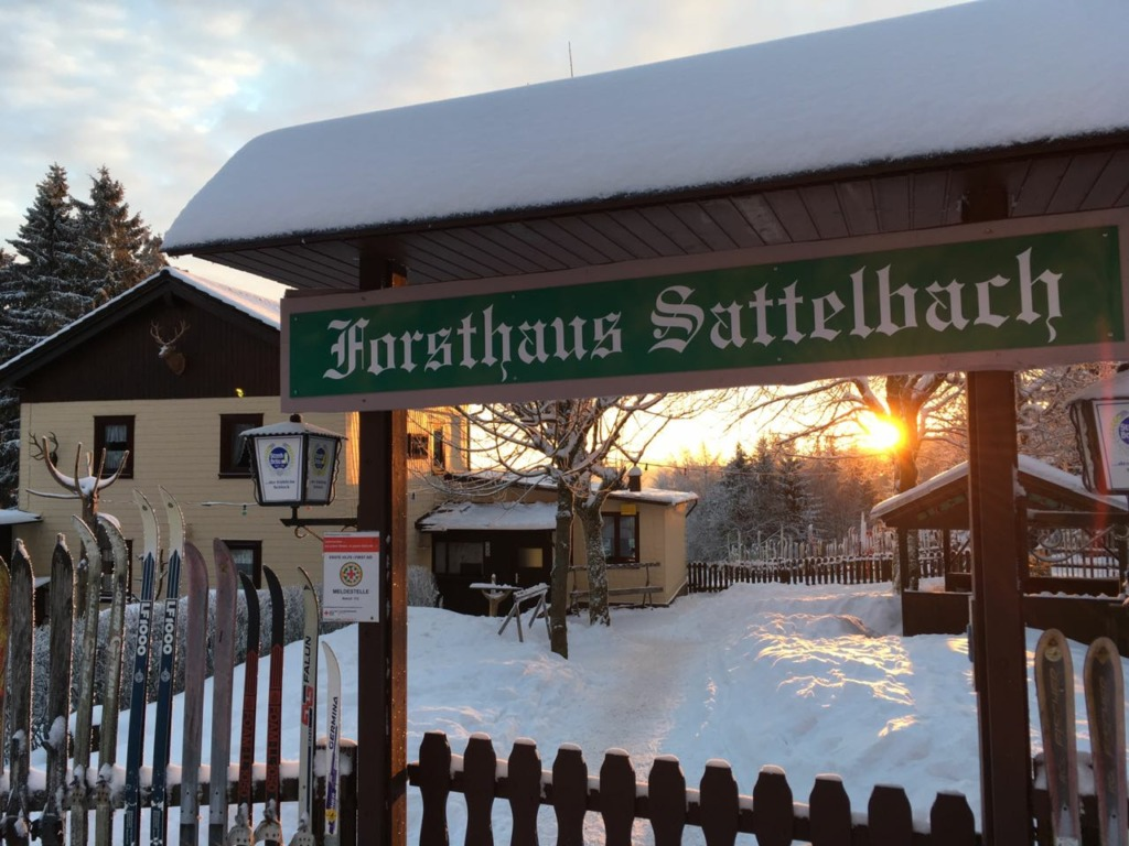 Forsthaus Sattelbach