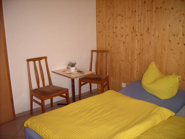 Zimmer Lutz Sauer - Schlafzimmer