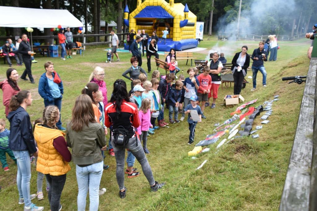 Sommerfest des SWV