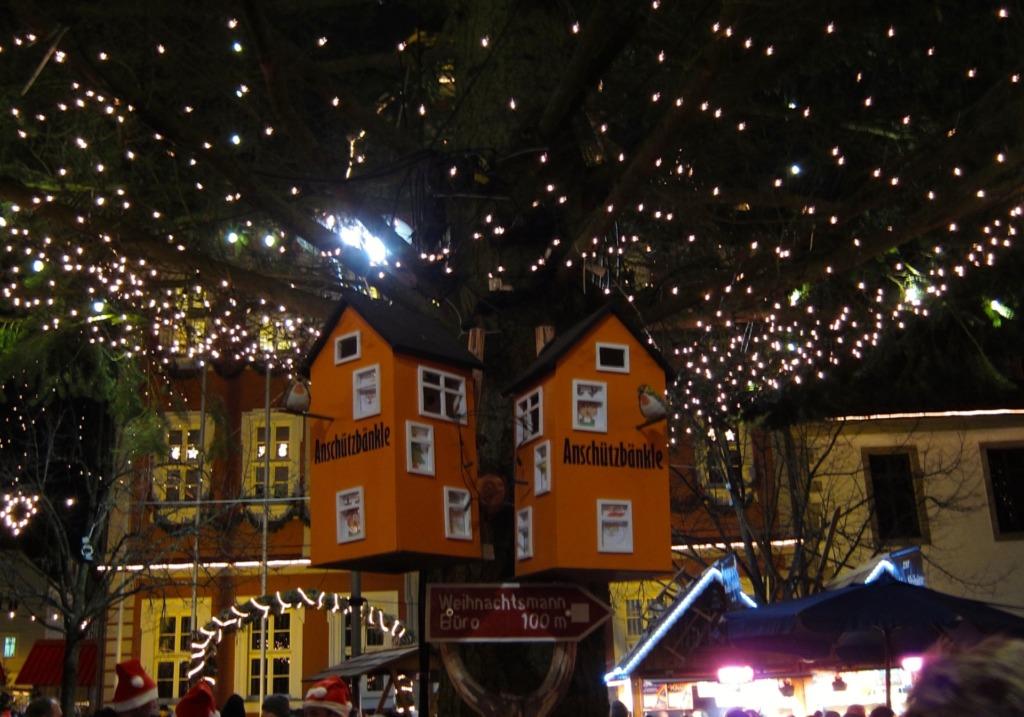 """Suhler Weihnachtsmarkt """"Chrisamelmart"""""""