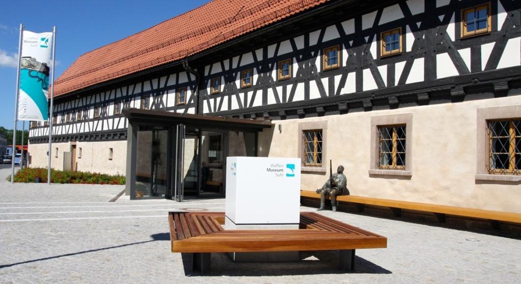 Waffenmuseum mit wechselnden Ausstellungen
