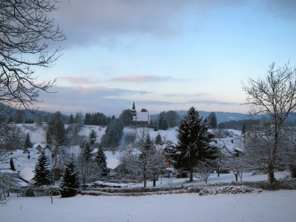 Blick auf Heidersbach